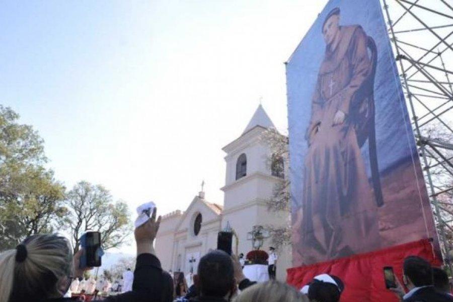 La Iglesia argentina de fiesta: Fray Mamerto Esquiú ya es beato