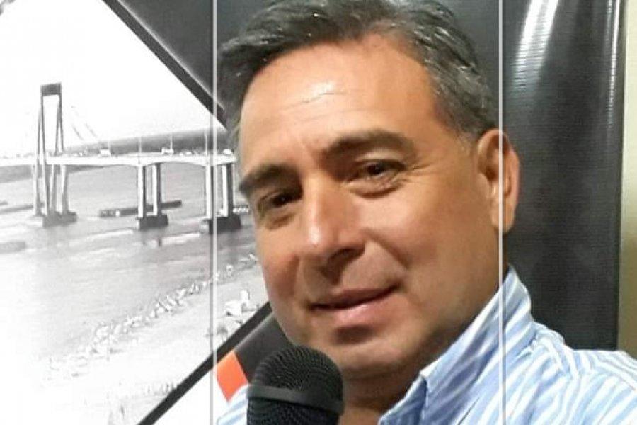 Profundo pesar por el fallecimiento del locutor Agustín Pereyra