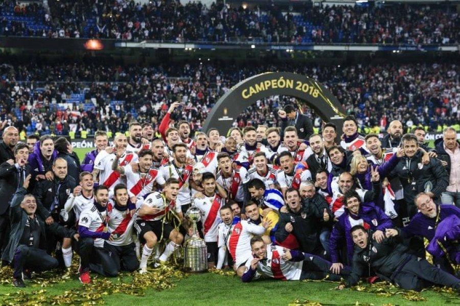 A mil días de la final de Copa Libertadores entre River y Boca en Madrid