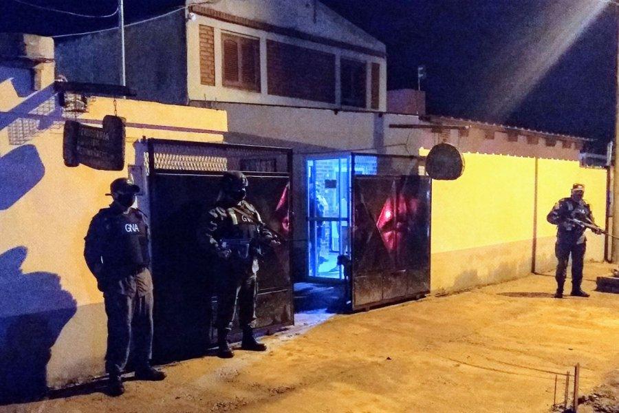 Corrientes: Detuvieron a una mujer en un allanamiento por narcotráfico