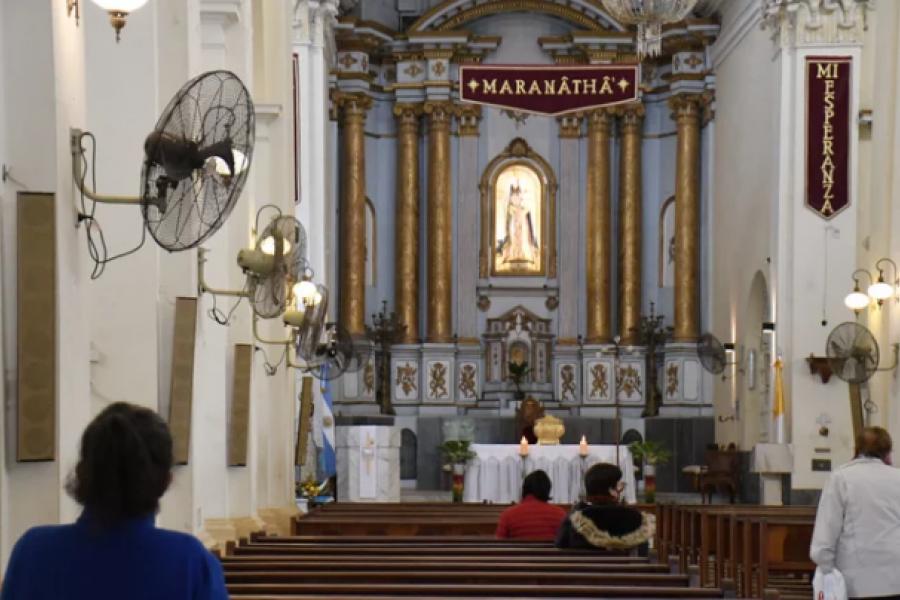 La Catedral de Corrientes cumplió 16 años de su consagración