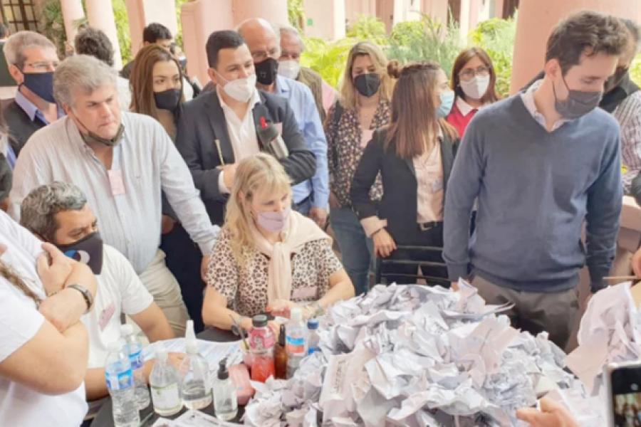 Tras el conflicto con una urna, tres votos definieron la intendencia en Villa Olivari