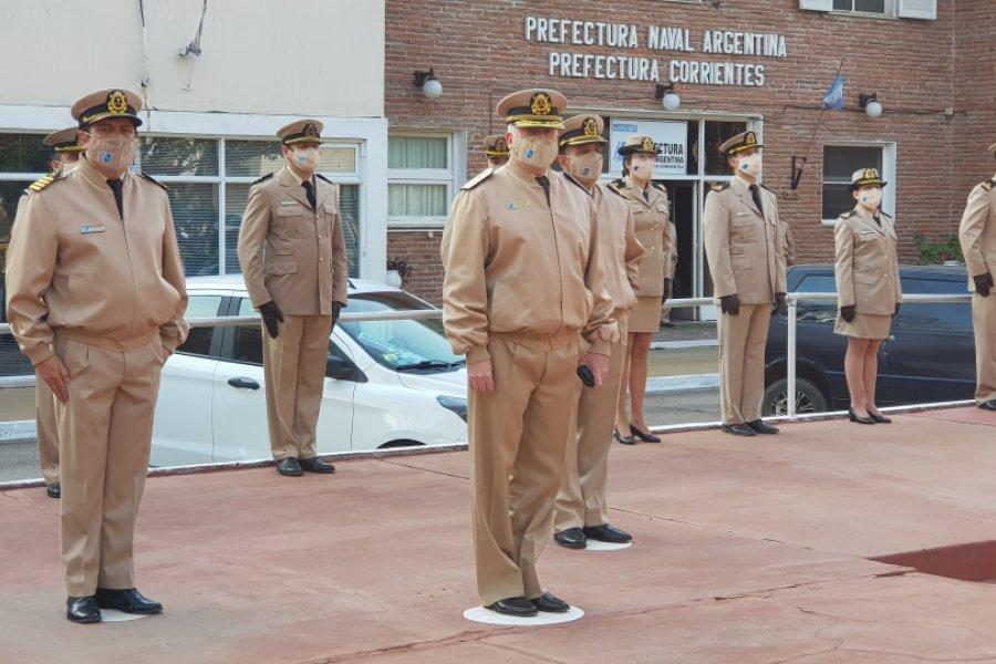 La Prefectura de Zona Paraná Superior y Paraguay celebró su 104º aniversario