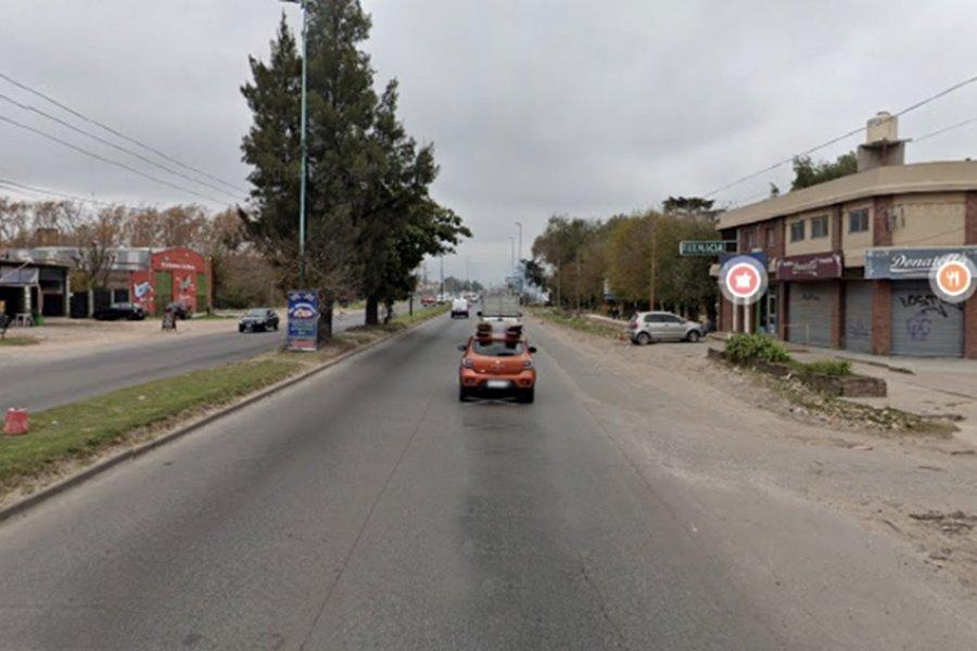Tres gendarmes acusados de robar un almacén y apuntar con un arma a una niña
