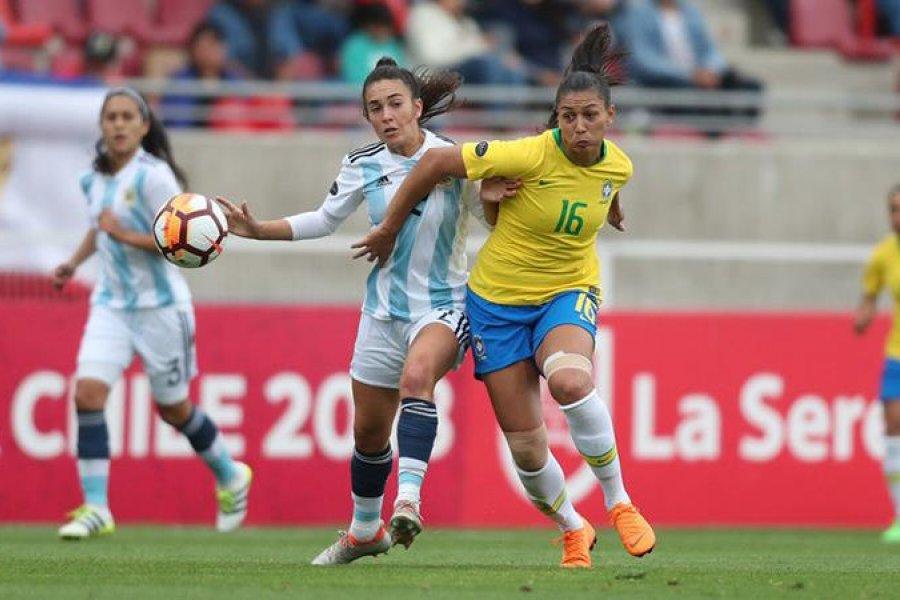 El seleccionado femenino enfrentará a Brasil en la próxima fecha FIFA