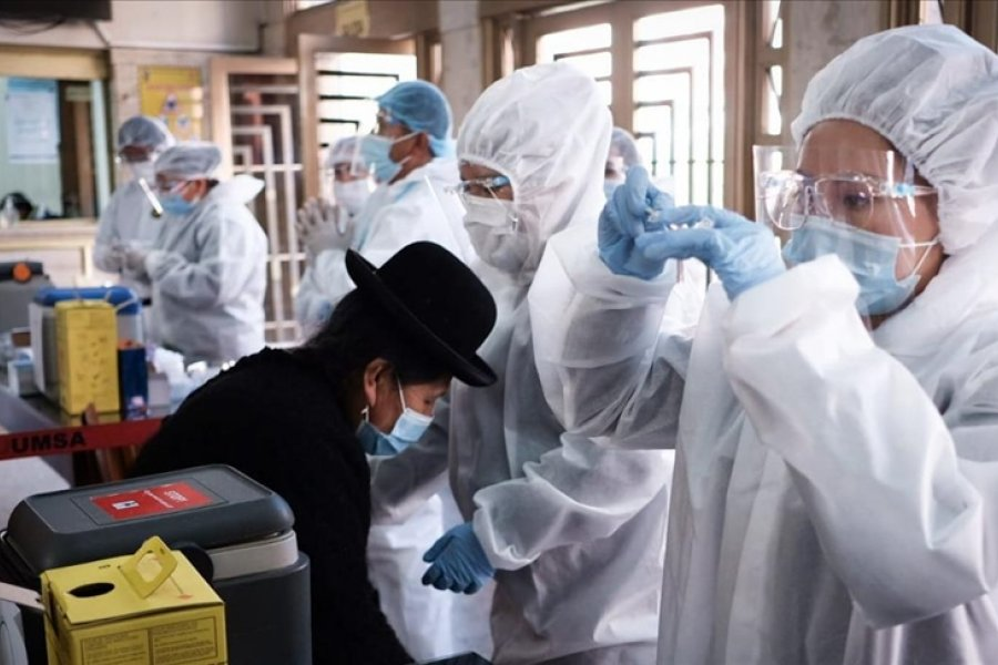 Detectaron tres variantes predominantes de coronavirus