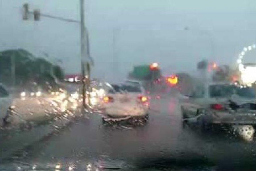 Corrientes: Tras el temporal, varios barrios quedaron sin luz