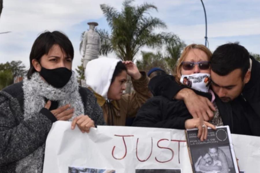 Mercedes: Cotejan muestras de sangre con ADN de los detenidos
