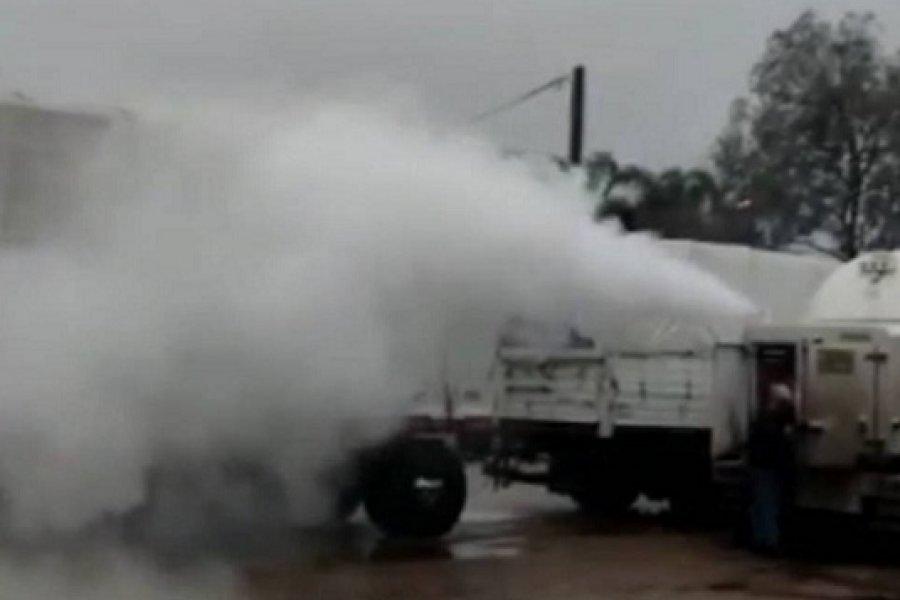 Descartaron oxígeno con destino a Corrientes por demoras en un corte de ruta