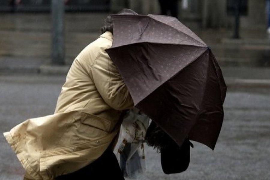 Pronostican lluvias y tormentas para este sábado en Corrientes