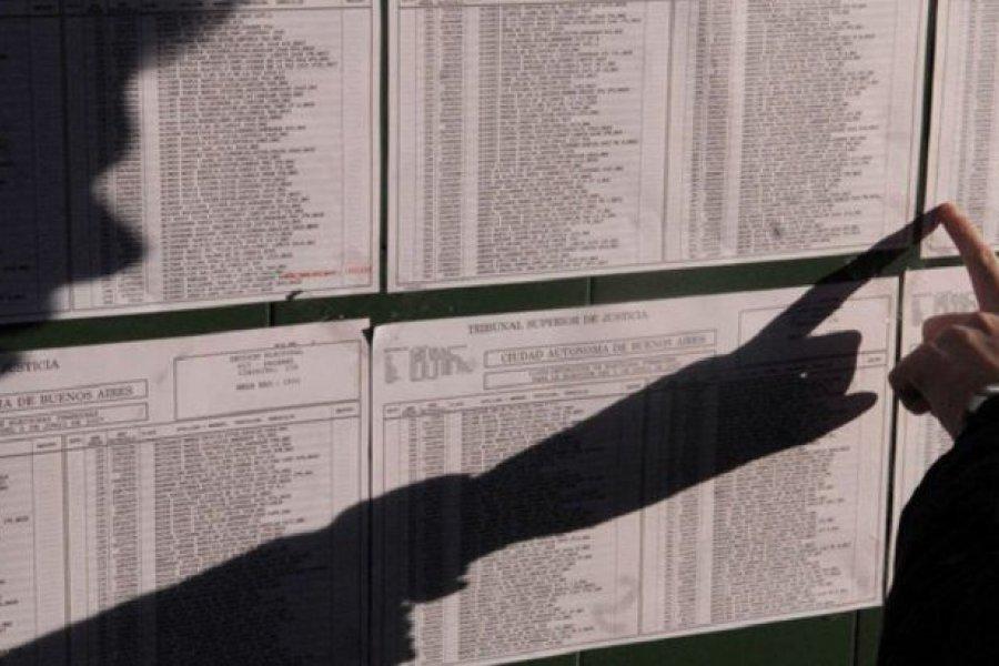 En las PASO votarán por primera vez las personas no binarias