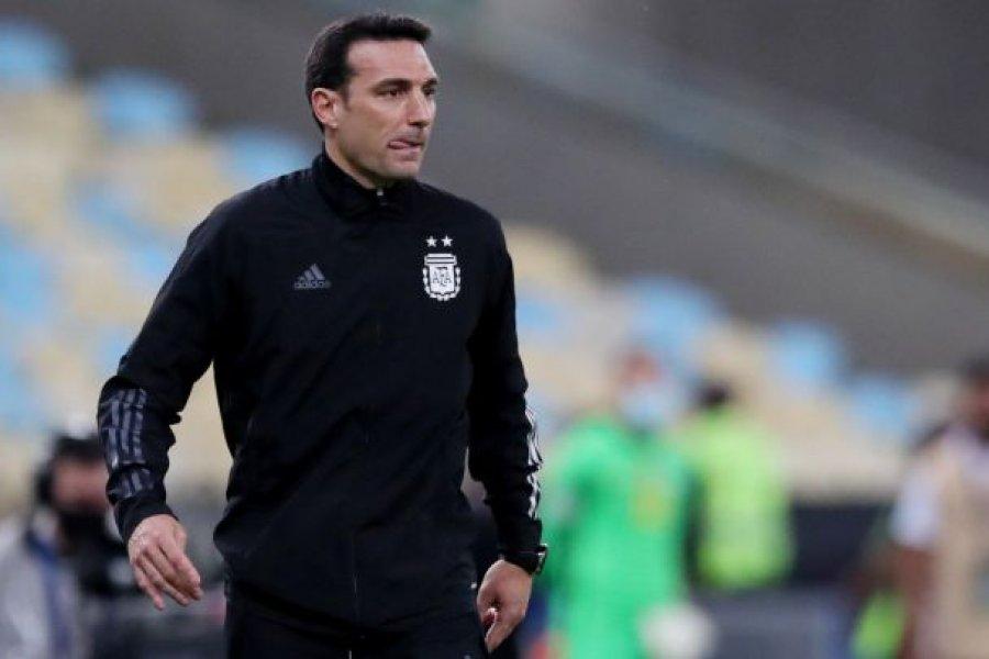 Scaloni confirmó a Musso, pero dejó abierta la chance de hacer varios cambios ante Bolivia