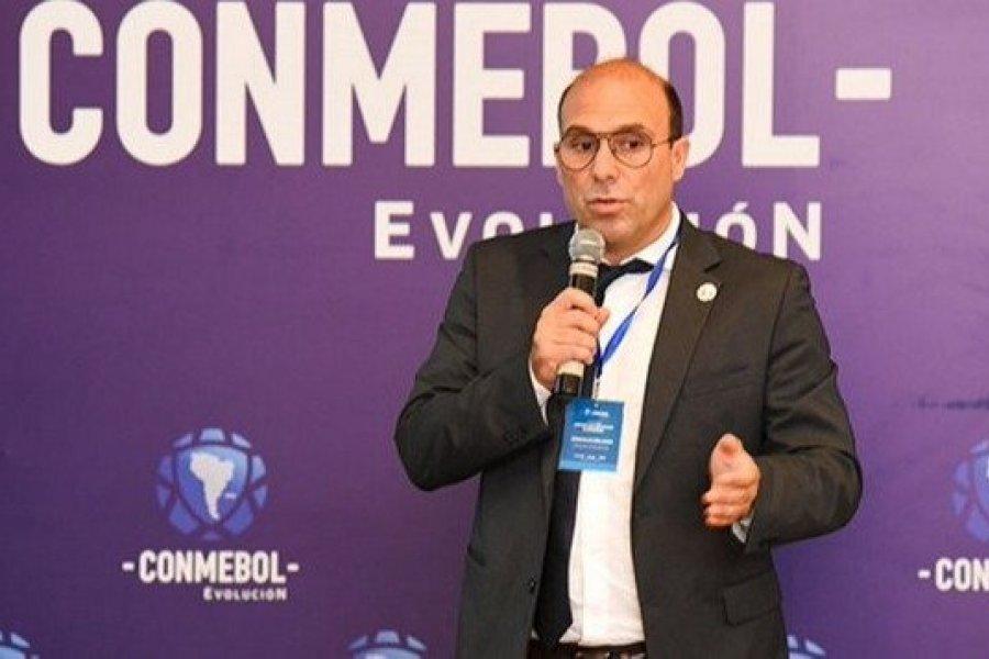 Renunció Gonzalo Belloso a su cargo en Conmebol