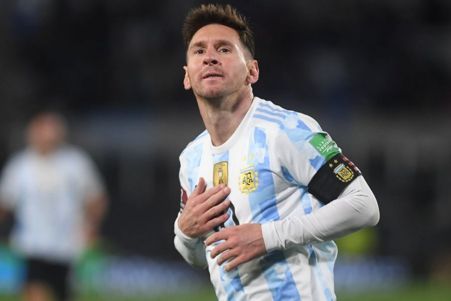 Messi superó el récord de Pelé y es el goleador histórico de selecciones en Sudamérica