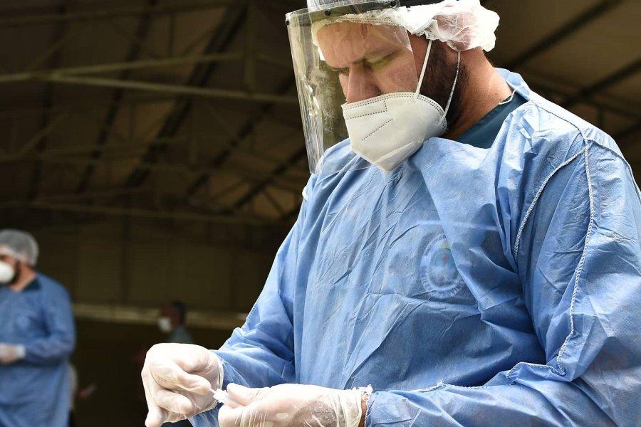 Salud Pública informó que se distribuyeron 49 mil vacunas