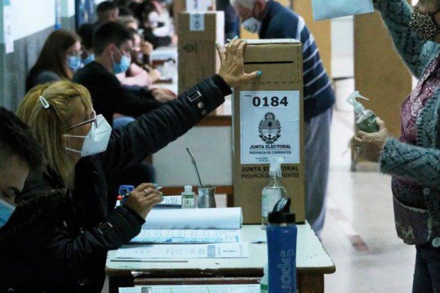 Cuenta regresiva para anotar a los candidatos para las elecciones del 14 de noviembre