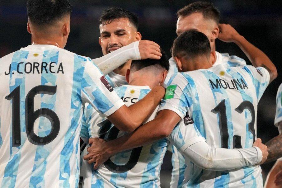 La Selección y Messi: Volver a ser
