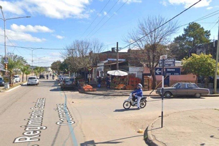 Corrientes: Exempleado robó una verdulería porque el dueño le quedó debiendole dinero