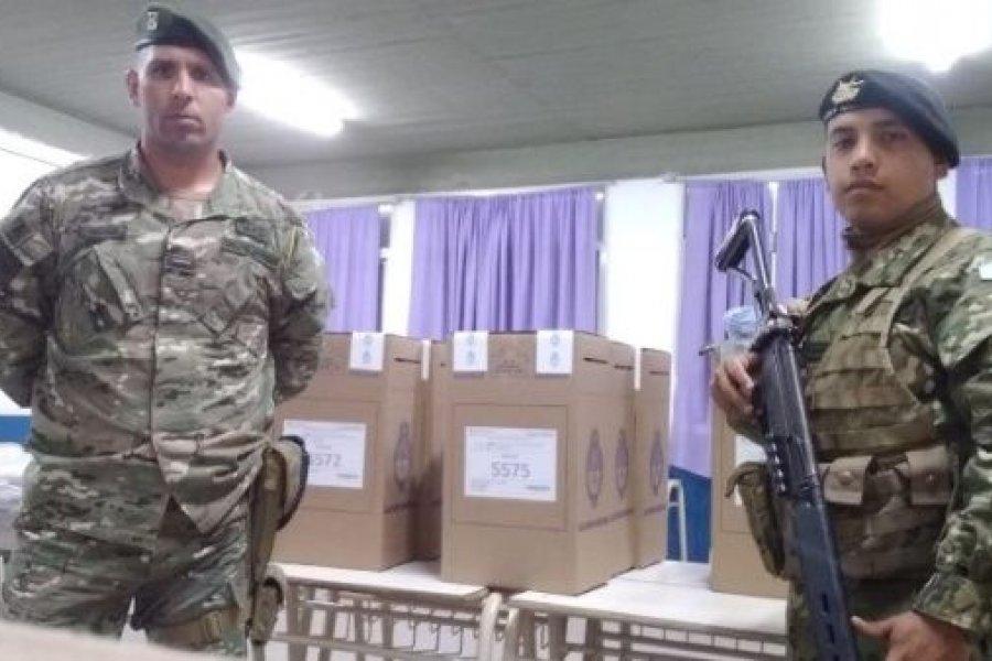 Argentina desplegará 95.000 efectivos militares para resguardo de las PASO