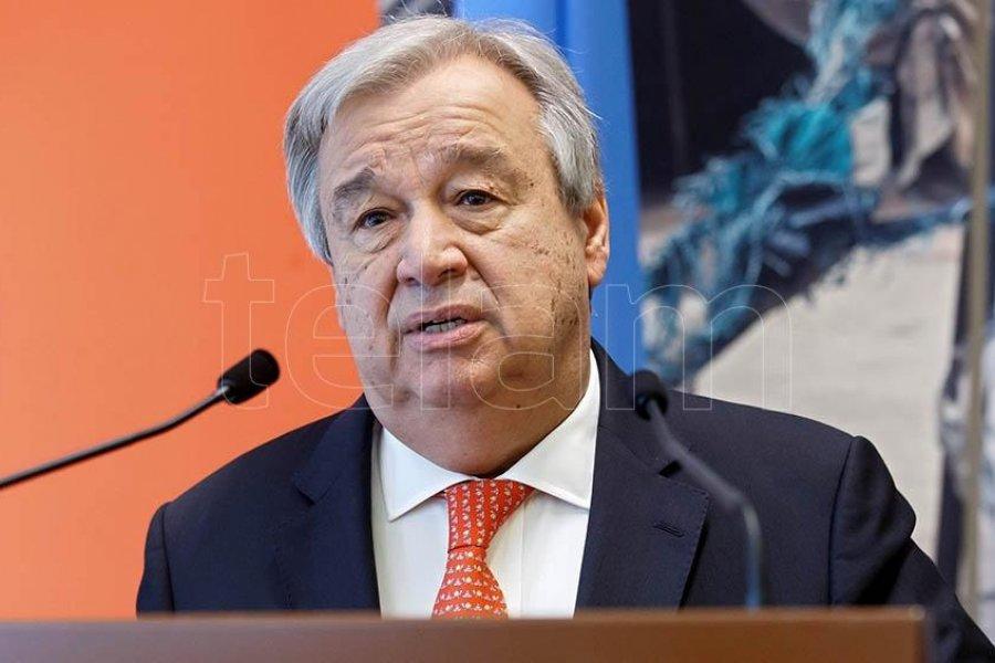 La ONU apuesta al diálogo con los talibanes para evitar el colapso de la economía