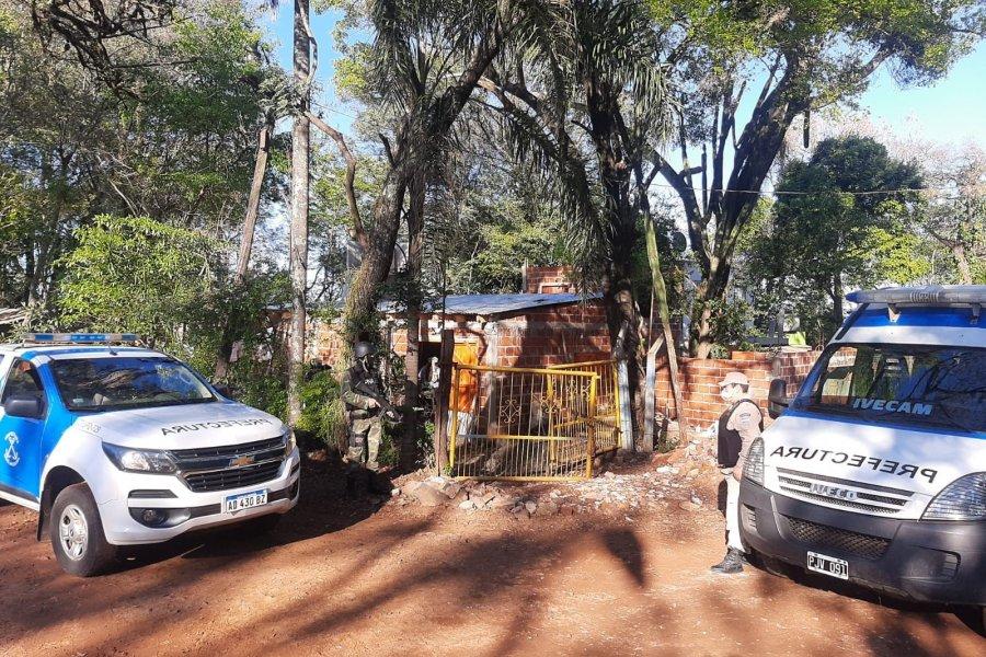 Prefectura detuvo a una organización criminal en Corrientes y Misiones