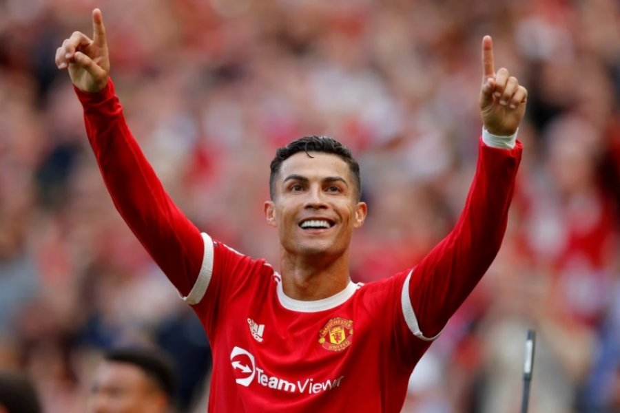 Doblete de Ronaldo y goleada para la victoria del Manchester United ante Newcastle
