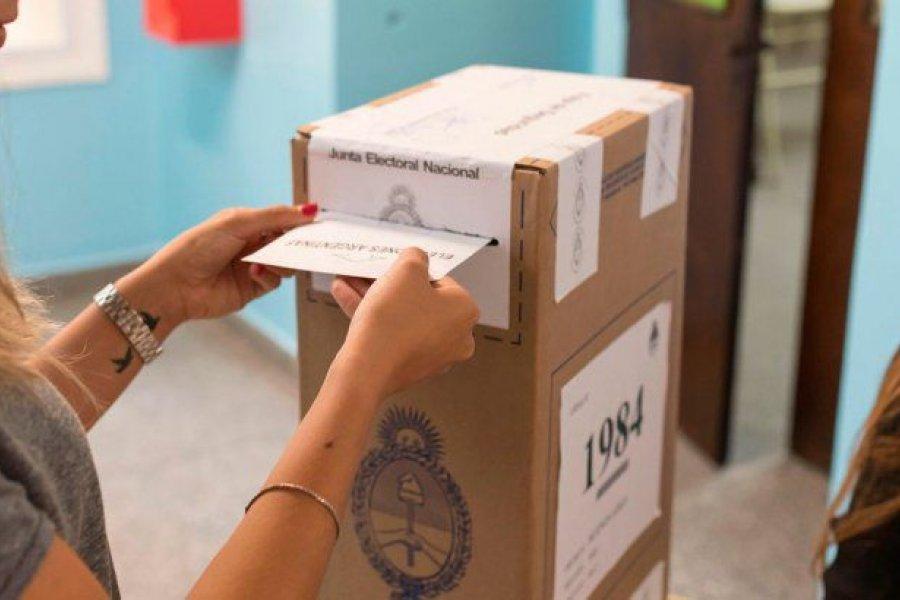 El proyecto del Voto Joven cuenta con los consensos para ser aprobado