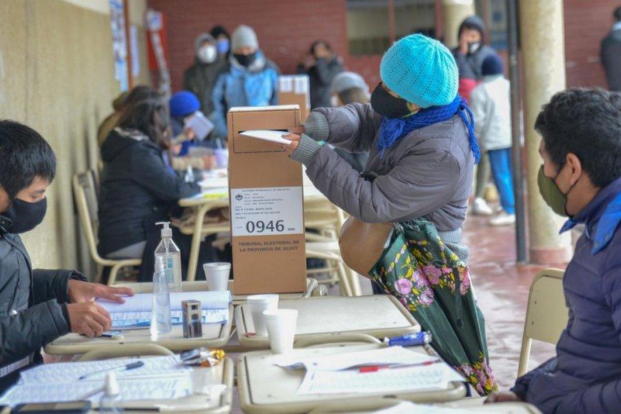 PASO: El Gobierno nacional creó una app para seguir en vivo el recuento de votos
