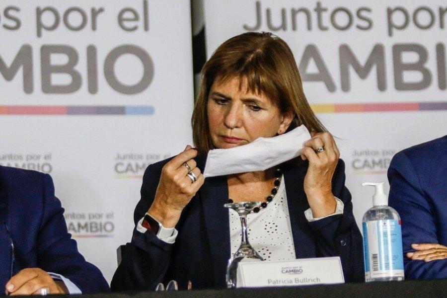 Patricia Bullrich se desdijo de una grave acusación contra el gobierno por las vacunas