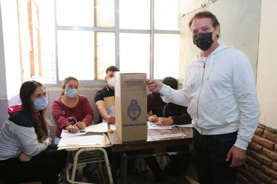 Camau Espínola: Este sistema de votación es más amigable
