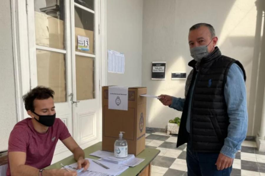 Karlen vaticinó una importante participación de votantes