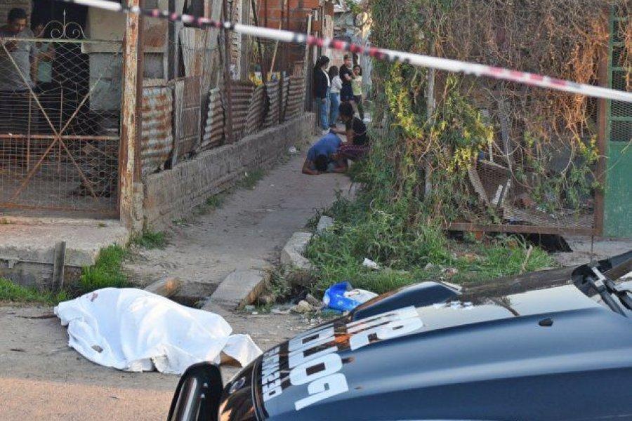 Asesinaron a un hombre a puñaladas: es el séptimo homicidio de la semana en Rosario