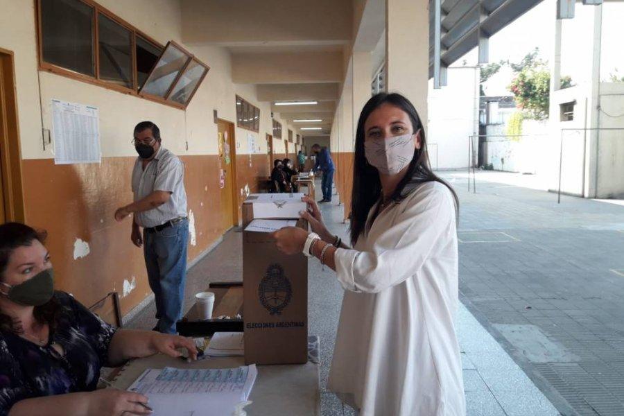 Sofía Brambilla: Soy optimista y creo que nos va a ir muy bien