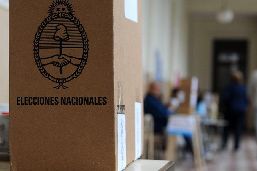 PASO 2021: Hasta el mediodía, votó el 26% del padrón en el país