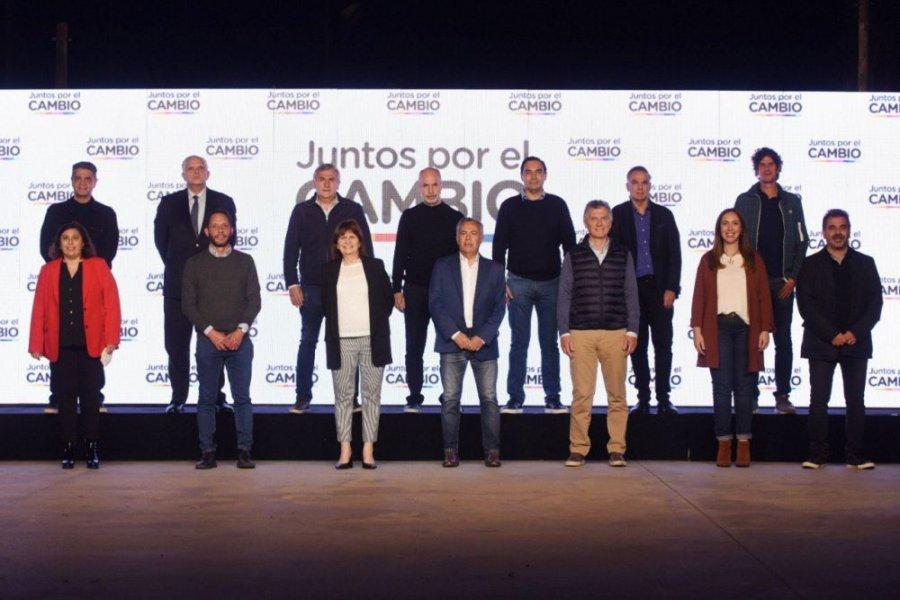 Elecciones: Valdés destacó el triunfo de Juntos por el Cambio