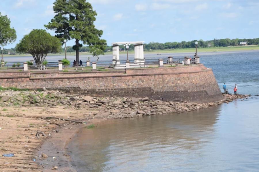 Brasil volvió a liberar agua de sus represas para atenuar la emergencia en el Paraná
