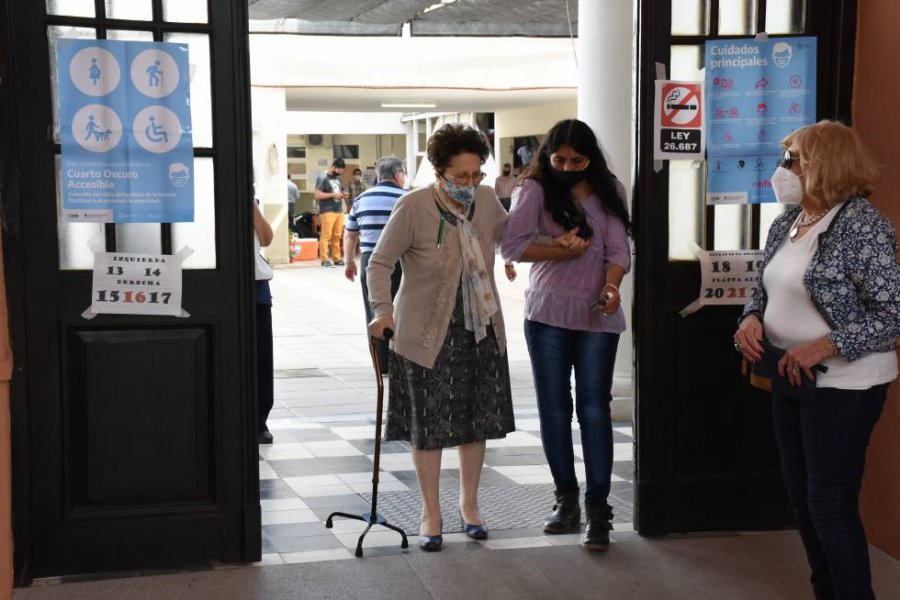 Los adultos mayores marcaron la diferencia en una jornada especial