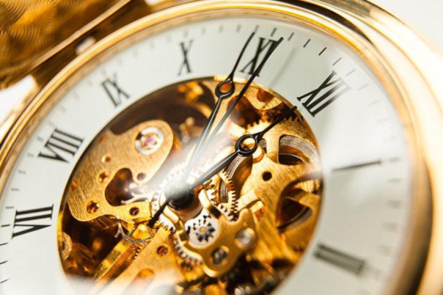 Normalización del PJ contra reloj