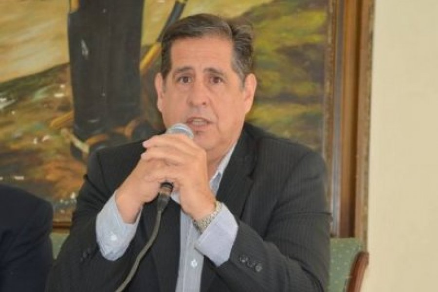 El intendente de Esquina se contagió de Coronavirus