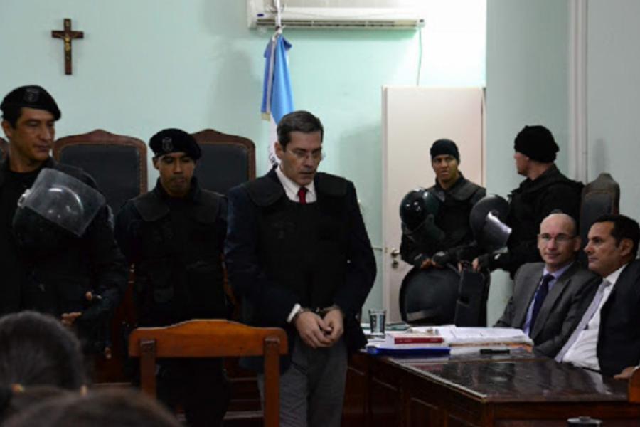 Corrientes: Encontraron muerto al femicida de Eli Verón