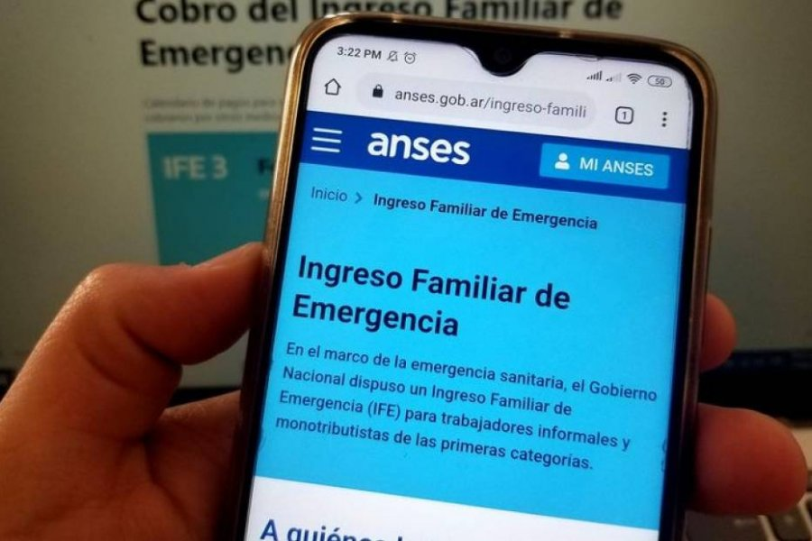 Ayuda Social: El Gobierno relanzará el IFE de Anses con nuevo monto