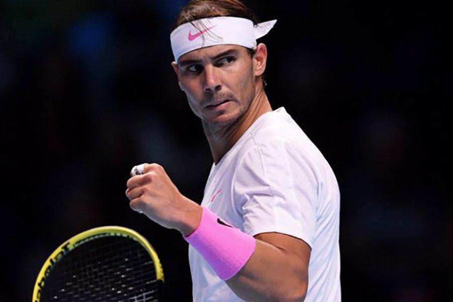 Rafael Nadal: Siempre encuentro la forma de salir adelante
