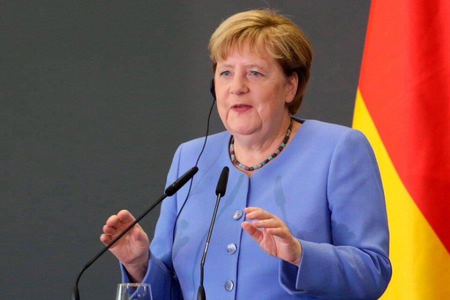 El descolorido legado de Angela Merkel