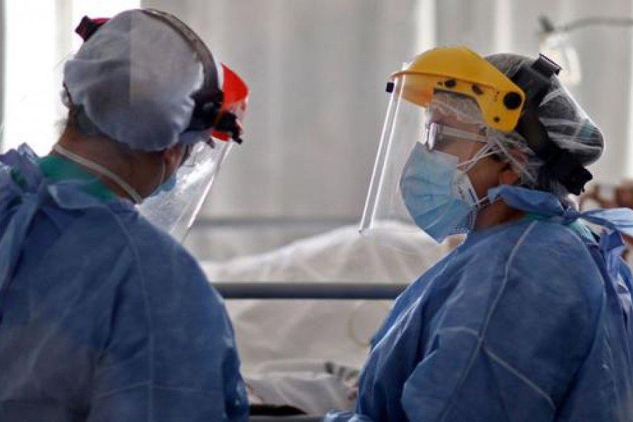 153 muertos y 2510 nuevos contagios de coronavirus en Argentina