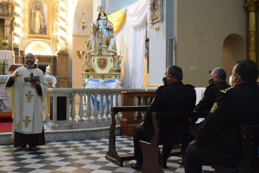 Iniciaron las fiestas patronales a Nuestra Señora de la Merced