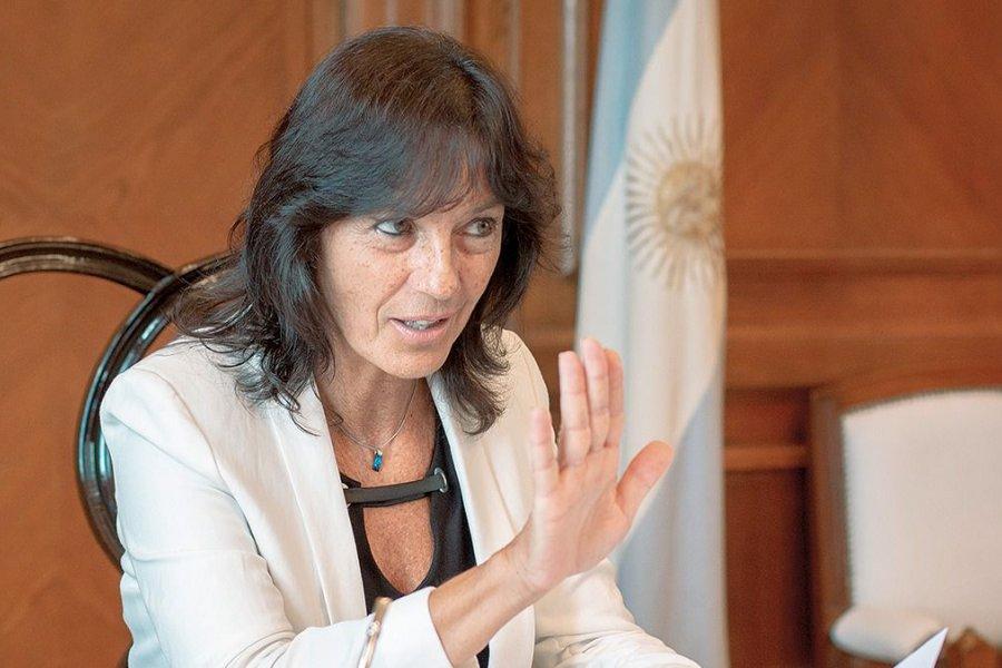 """Vilma Ibarra: """"El Presidente no ha aceptado ninguna renuncia de las presentadas"""""""