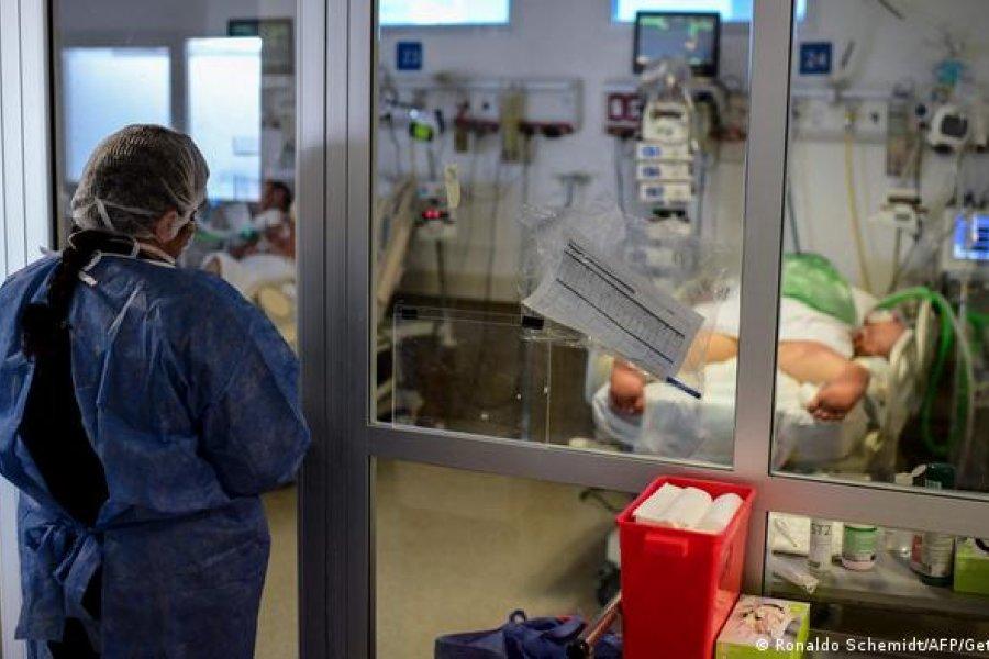 176 muertos y 3017 nuevos contagios de coronavirus en Argentina