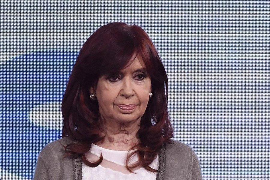 """Cristina Kirchner: """"No voy a seguir soportando operaciones de prensa del entorno presidencial"""""""