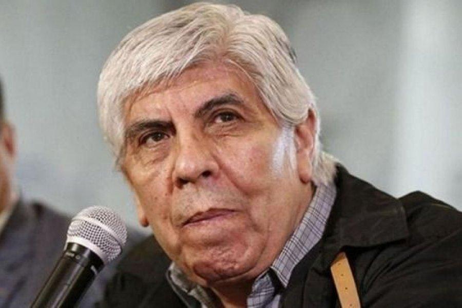 """Moyano respaldó al Presidente y dijo """"necesitamos que Alberto y Cristina estén juntos"""""""