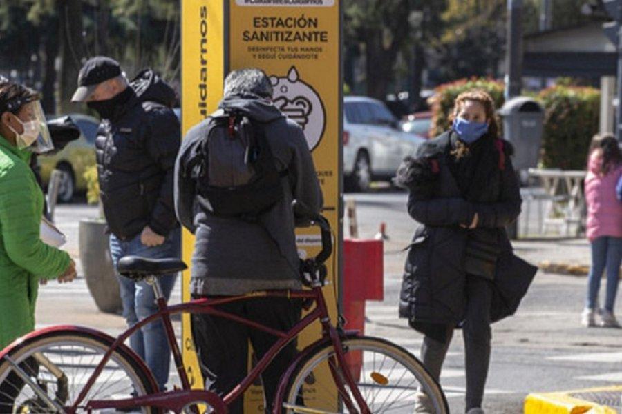 La Ciudad de Buenos Aires flexibiliza la mayoría de las restricciones